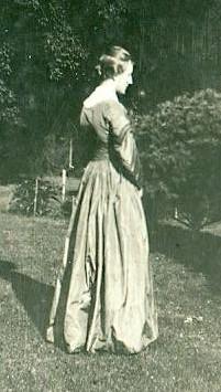 Gustafva's dress 1920s