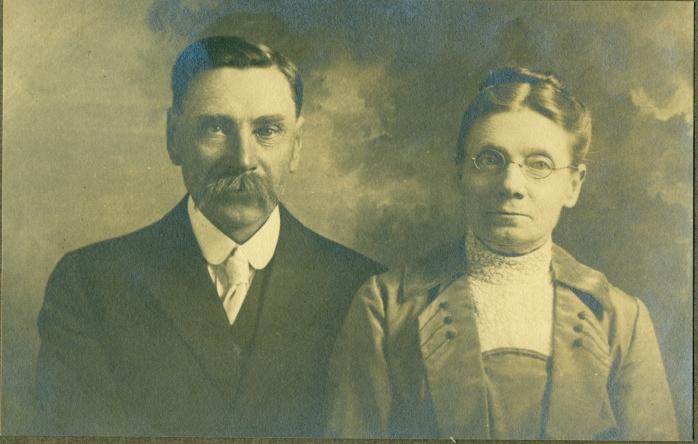 Aunt Emma & Eric Pusard