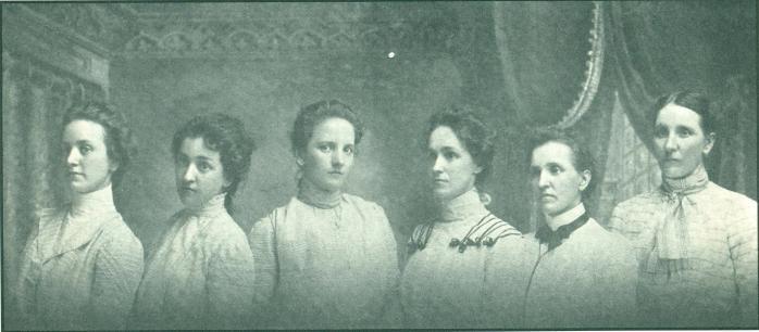 Tilderquist sisters